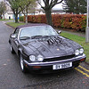 DV9809 - Jaguar XJS 4 litre convertible 1995 : A beautiful example of a 4 litre AJ16 engined convertible in dark metallic cherry red (Jaguar Morocco red). KWE carried out a full new suspension/braking/steering conversion in late 2010