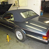 J555 XJS Jaguar XJS V12 1991 : A nice example of a part-facelift V12 convertible. We are rebuilding the suspensions to KWE specification and carrying out a range of restoration packages.